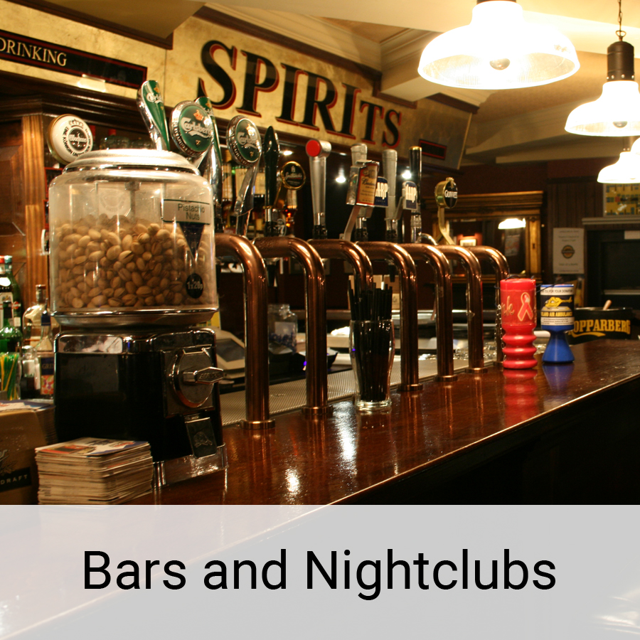 Public Houses & Clubs